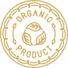 Vector set of badges and labels for natural and organic cosmetics for packaging and logo templates - collection with different certificates and emblems - cruelty free, gluten free, not tested on animals, natural ingredients, organic products, for all skin types, sustainable development